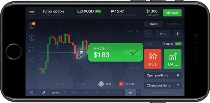 Cara penarikan binary option