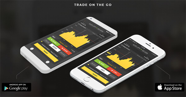 mobile trading